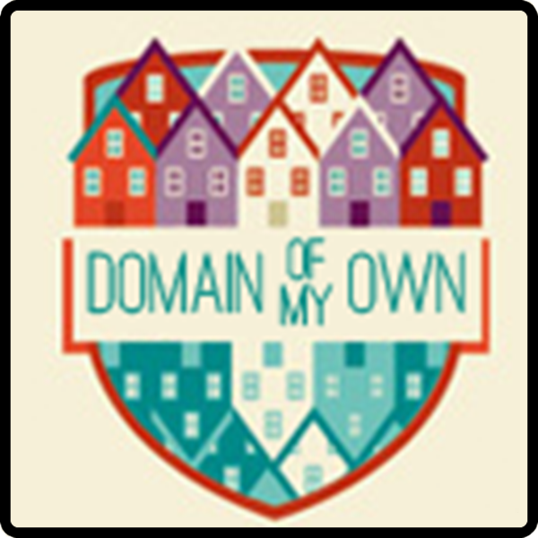 Domain of my Own badge