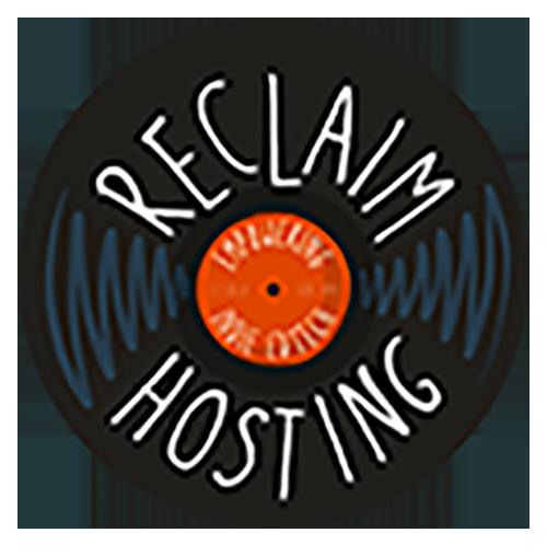 Reclaim Hosting logo
