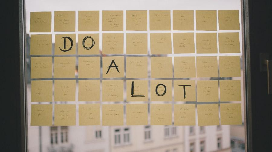 Do a Lot